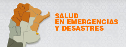 salud emergencias desastres